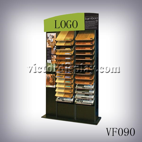 Buy Nature Wood Flooring Modular Retail Display Systems For